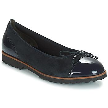 鞋子 女士 平底鞋 Gabor 嘉宝 CAROLINA 海蓝色