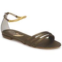 鞋子 女士 凉鞋 Etro 艾特罗 3461 Militaire