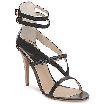 鞋子 女士 凉鞋 Etro 艾特罗 3511 黑色