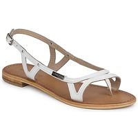 鞋子 女士 凉鞋 Les Tropéziennes par M Belarbi ISATIS 白色