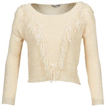衣服 女士 羊毛衫 Betty London CAZE 米色