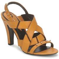 鞋子 女士 凉鞋 Karine Arabian DOLORES 淡黄色-黑色
