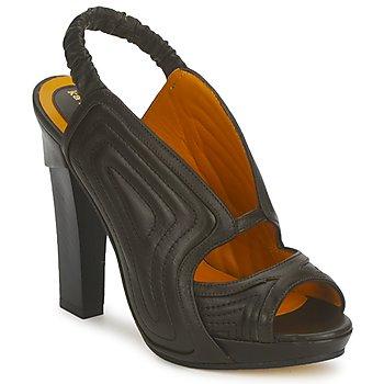 鞋子 女士 凉鞋 Karine Arabian ORPHEE 黑色
