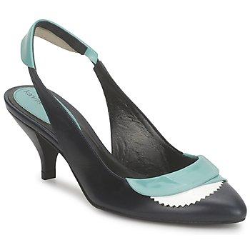 鞋子 女士 凉鞋 Karine Arabian LILA 黑色 / 白色 / 松石绿