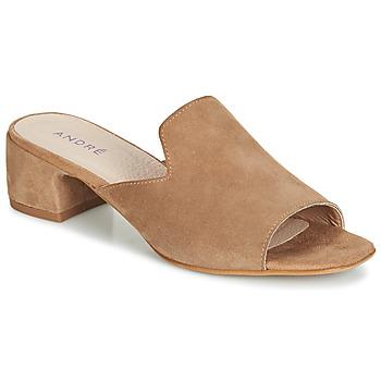 鞋子 女士 凉鞋 André SENSASS 米色