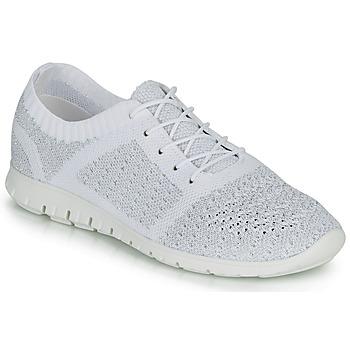 鞋子 女士 球鞋基本款 André SURF 白色