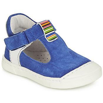 鞋子 女孩 平底鞋 André BELUGA 蓝色