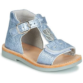 鞋子 男孩 凉鞋 André POESIE 蓝色