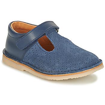 鞋子 女孩 平底鞋 André MARIN 蓝色