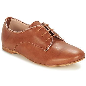 鞋子 男孩 德比 André COMPLICITE 驼色