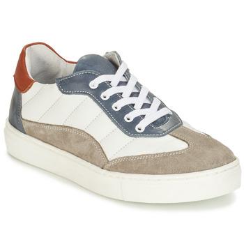 鞋子 男孩 德比 André ALBATROS 白色