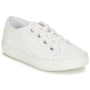 鞋子 男孩 球鞋基本款 André MARGHERITA 白色