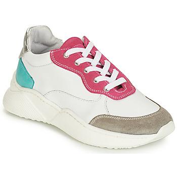 鞋子 女孩 球鞋基本款 André WENDY 白色 / 红色 / 蓝色