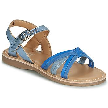 鞋子 男孩 凉鞋 André AZUR 蓝色