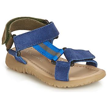 鞋子 男孩 凉鞋 André SUEZ 蓝色