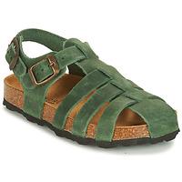 鞋子 女孩 凉鞋 André TOTEM 绿色