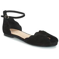 鞋子 女士 涼鞋 André SERINGAT 黑色