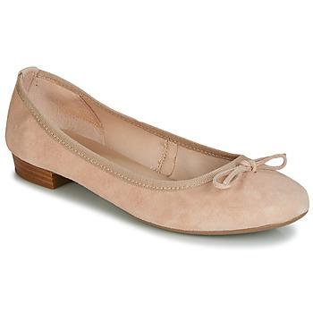 鞋子 女士 平底鞋 André CINDY 裸色