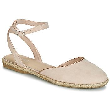 鞋子 女士 帆布便鞋 André CELIANE 米色
