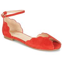 鞋子 女士 涼鞋 André SERINGAT 紅色