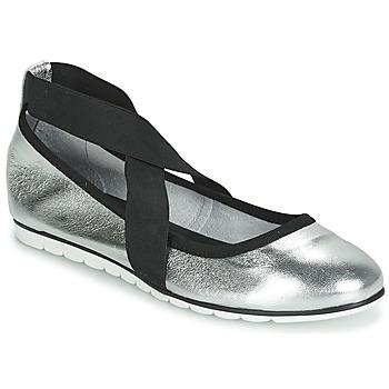 鞋子 女士 平底鞋 André ALYSSA 銀灰色