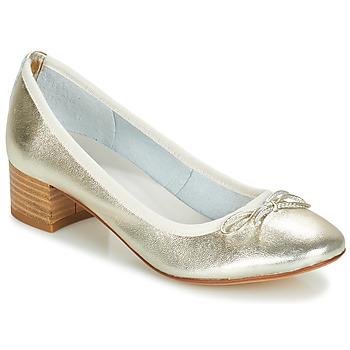 鞋子 女士 高跟鞋 André POETESSE 金色
