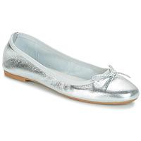鞋子 女士 平底鞋 André PIETRA 銀灰色