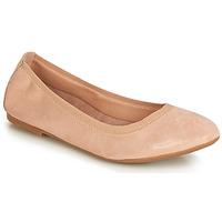 鞋子 女士 平底鞋 André CARLARA 玫瑰色