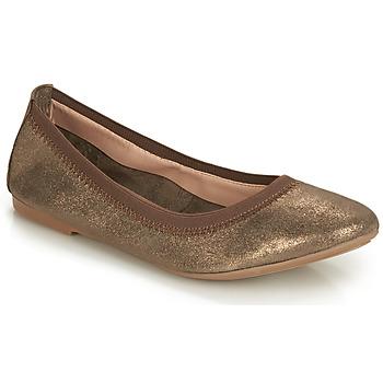 鞋子 女士 平底鞋 André CARLARA 古銅色
