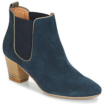 鞋子 女士 短靴 André RELEASE 蓝色
