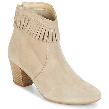 鞋子 女士 短靴 André RILAN 米色