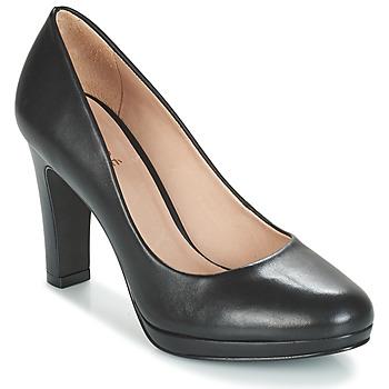 鞋子 女士 高跟鞋 André CALI 黑色