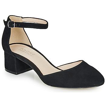 鞋子 女士 高跟鞋 André CILLY 黑色