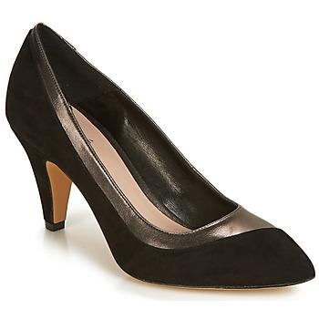 鞋子 女士 高跟鞋 André CHAHUTEUSE 黑色