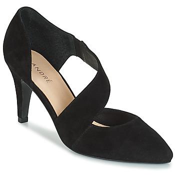 鞋子 女士 高跟鞋 André SOIE 黑色