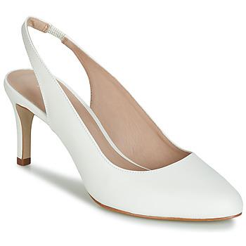 鞋子 女士 高跟鞋 André CASINO 白色