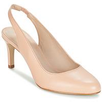 鞋子 女士 高跟鞋 André CASINO 米色