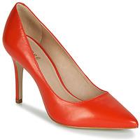 鞋子 女士 高跟鞋 André CONQUETTE 红色