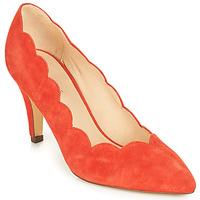 鞋子 女士 高跟鞋 André SAPHIR 紅色