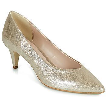 鞋子 女士 高跟鞋 André FREEDOM 金色