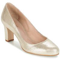 鞋子 女士 高跟鞋 André CINTIA 金色