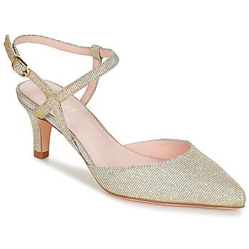 鞋子 女士 凉鞋 André COLIBRI 金色