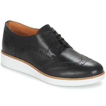 鞋子 女士 德比 André CAROU 黑色