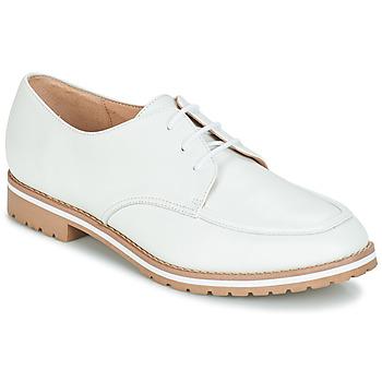 鞋子 女士 德比 André CHARLELIE 白色