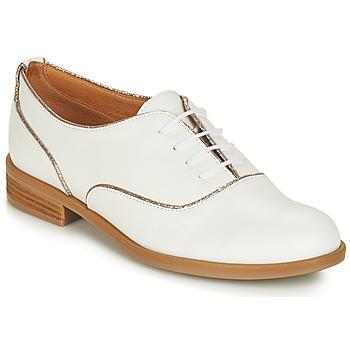 鞋子 女士 德比 André CHOMINE 白色