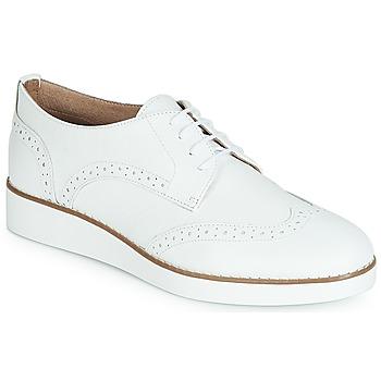 鞋子 女士 德比 André CAROU 白色