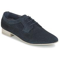 鞋子 女士 德比 André SENTINELLE 蓝色