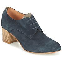鞋子 女士 德比 & 系帶短筒靴 André CORI 藍色