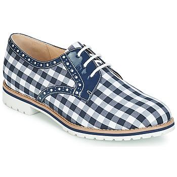 鞋子 女士 德比 André DERIVEUR 蓝色