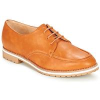 鞋子 女士 德比 André CHARLELIE 驼色